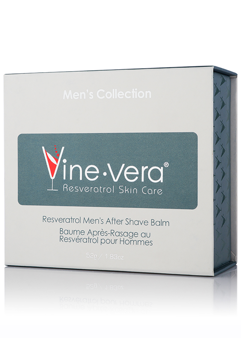 men's after shave balm in it's case