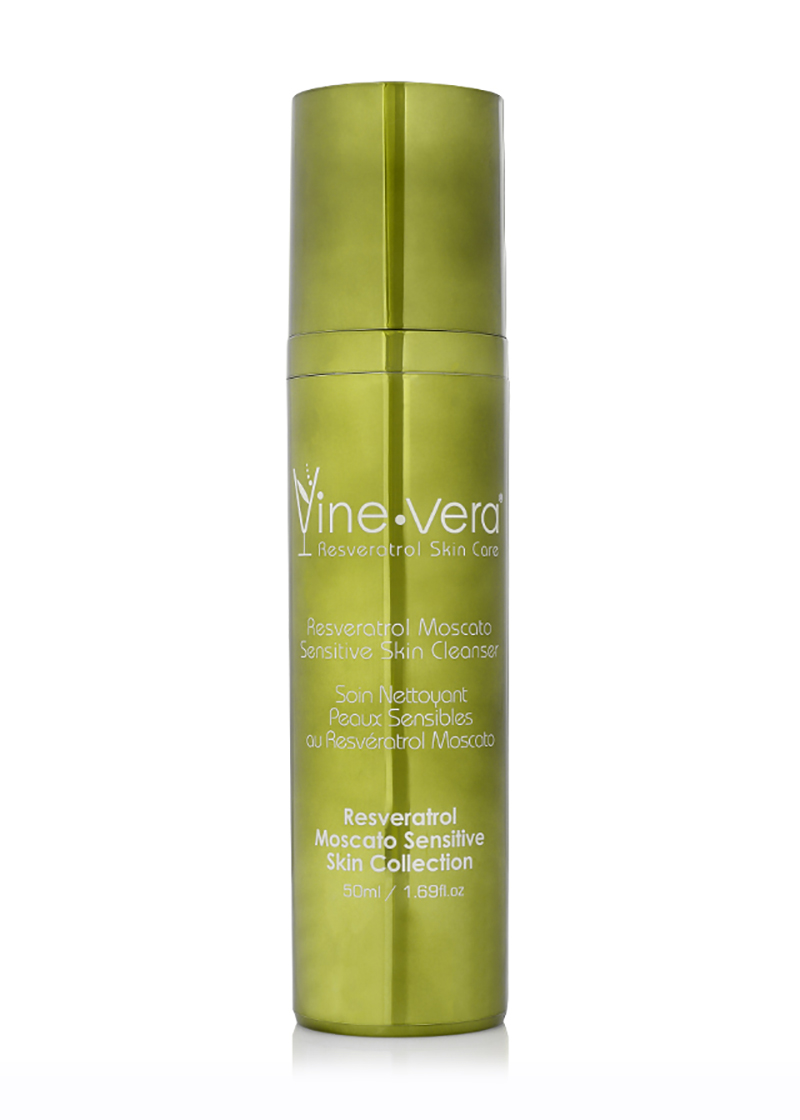 Moscato Sensitive Skin Cleanser