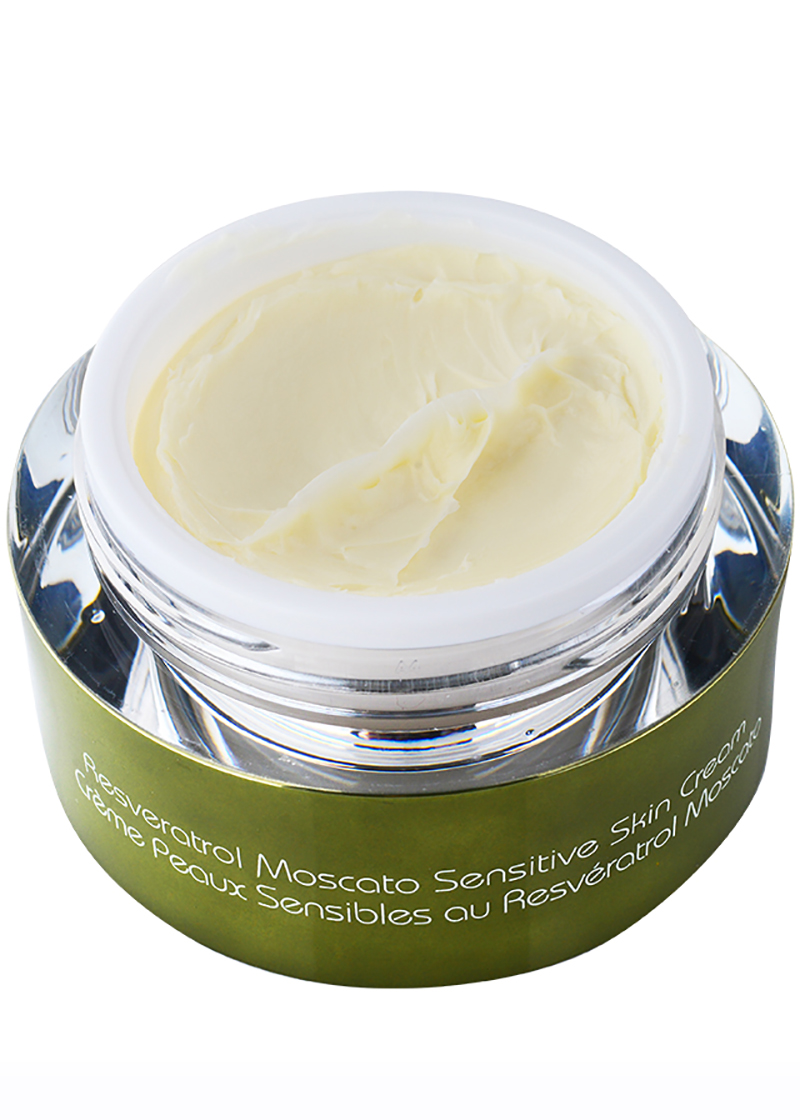 Moscato Sensitive Skin Cream without lid