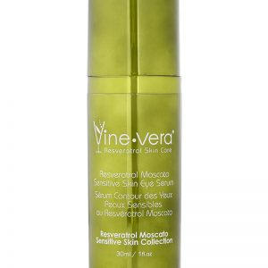 Resveratrol Moscato Sensitive Skin Eye Serum