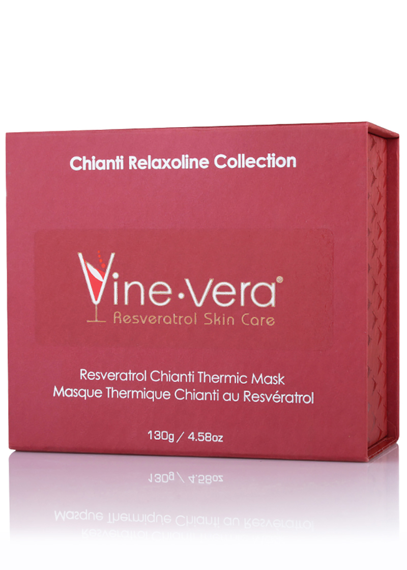 Chianti Thermic Mask in its case